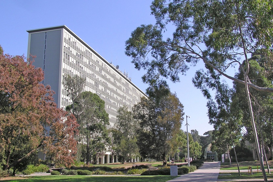 clayton campus monash university