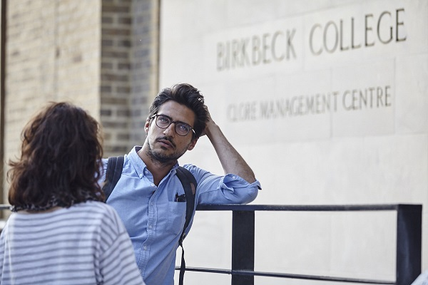 birkbeck Indian students