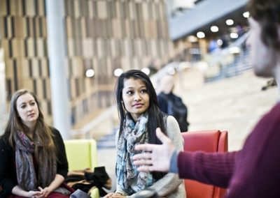 Manchester Metropolitan University – Faculty of Health, Psychology and Social Care