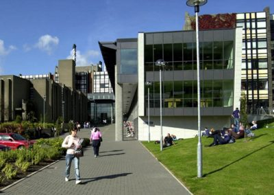Ulster University, School of Health Sciences