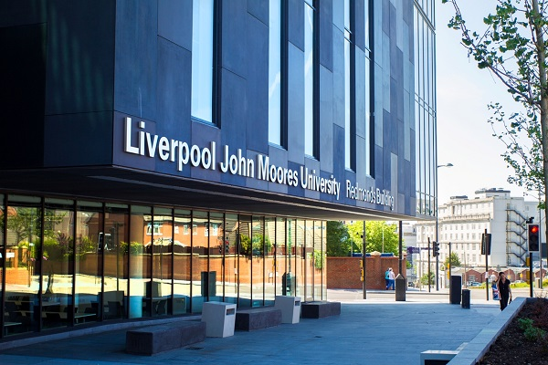 Redmonds Building Liverpool John Moores University