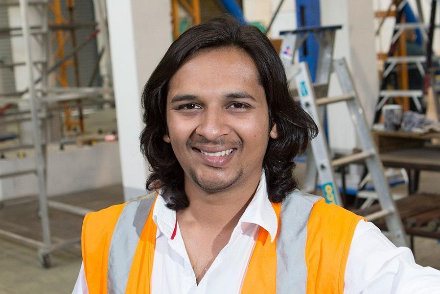 Parth, an Indian student at University of Canterbury