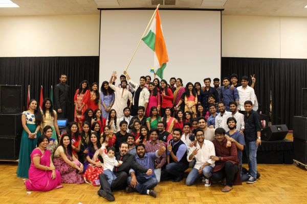 WIU Indian student group