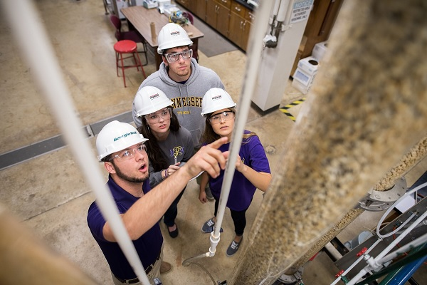 tennessee tech engineering students